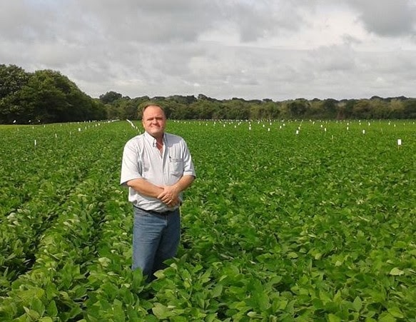 Kory Melby: Ag Consultant in Brazilian